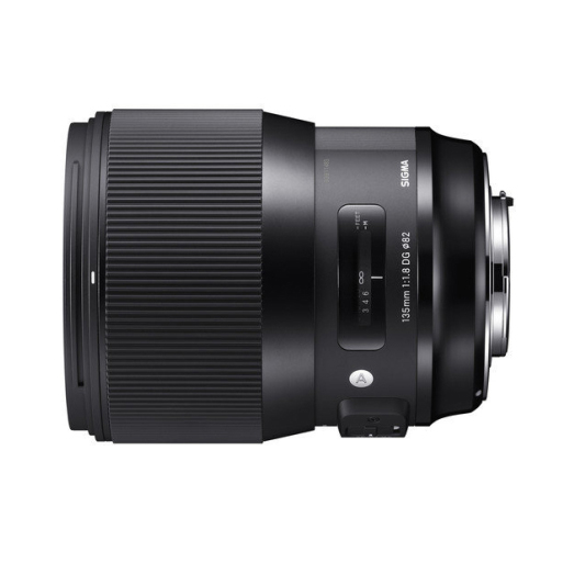 Sigma AF 135mm f/1,8 DG HSM Art для Canon