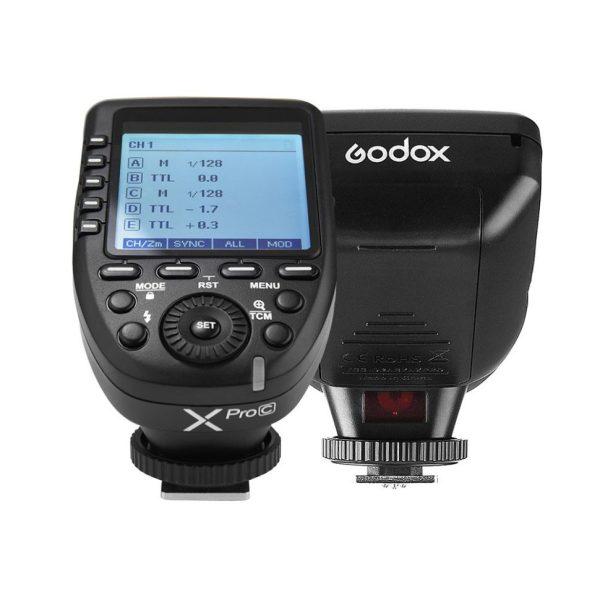 Godox XPro-C TTL