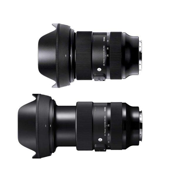 Sigma AF 24-70mm f/2,8 DG OS HSM Art (Sony-E)